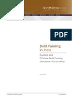 Debt Funding in India