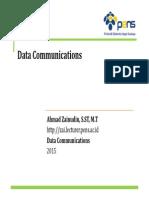 Introduction Data Communications