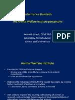 Development of Performance Standards - Litwak