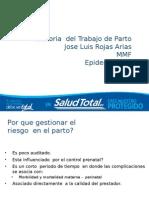 auditoria del trabajo de parto MAYO 2015.pptx
