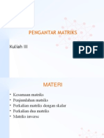 Matriks