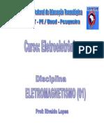 01 - Aula de Introdução ao Eletromagnetismo