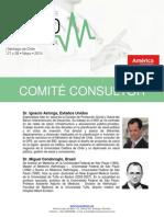 2015 Salud Comité Consultor Miembros