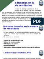Métodos Basados en La Cuenta de Resultados (1)
