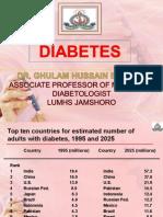 Diabetes Family Medicine