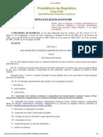 Decreto nº 6514 parte 1
