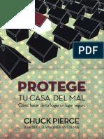 Chuck Pierce - Protege Tu Casa Del Mal