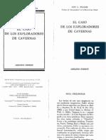Fuller, Lon L., El Caso de Los Exploradores de Cavernas, 1961