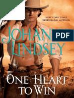 Johanna Lindsey - Um Coração Por Conquistar