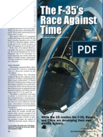 F-35 Race against Time