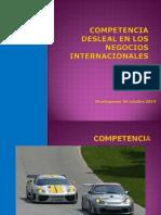Neg Intern Competencia Desleal