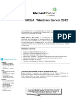 MCSA Windows Server 2012 2