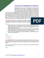 147771939 Contoh Soal Psikotest Dan Tips Menghadapi Tes Psikotest PDF