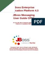 JBoss Messaging User Guide CP04