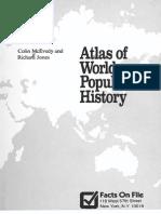 McEvedy, C., Jones, R. - Atlas of World Population History - 1978