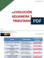 SENIAT Reforma Leyes Tributarias 2015