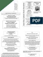 St Felix Catholic Parish Newsletter - 5th Week in Ordinary Time 2010
