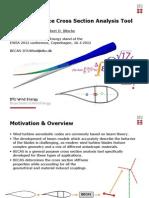 BECAS - an Open-Source Cross Section Analysis Tool