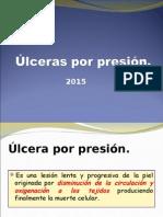 Úlceras Por Presión 2015