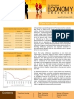 D&B Economy Observer October 2009 Issue 30