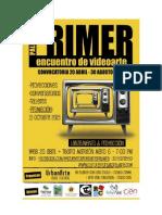 Convocatoria de Videoarte 2015 Valle del Cauca