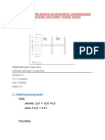 Trabajo de Diseño Sismico de Un Portico