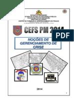 Cefs - Nocoes de Gerenciamento de Crise