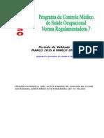 PCMSO-Frigorifico Modelo 2014.Doc Filial