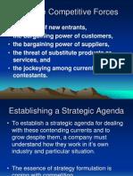 Five Forces Explanation