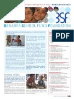 BSF Newsletter 2015