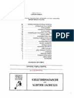 Students Rights and Responsibilities Handbook