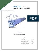 Strategy Analysis of TTK Prestige