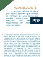 DIFERENCIAL BLOCANTE