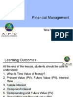 FM UC2F1410_Time Value of Money_Lecture, Tutorial, Updates_6, 7 November 2014, Week 4_FM Students