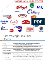 Fast Moving Consumer Goods