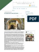 Al Rescate de La Casa de Quirós - Eldiario.com