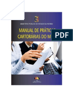 Manual de Práticas Cartorárias MP-PB