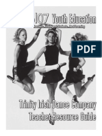 Trinity Irish Dance Study Guide