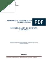 Cultura 2015