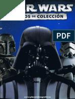 Star Wars Cascos de Coleccion