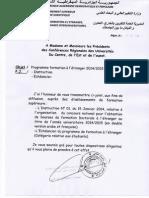 Operation Renouvellement 2014-2015 Fr