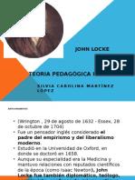 John Locke, Silvia