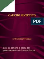 Caucho Sintetico