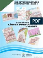 Carderno Professor Português