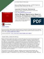 Online shopper segmentation based on lifestyles.pdf