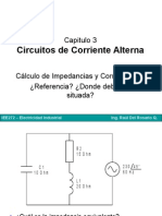 Calculos de Corriente Alterna