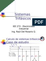 Calculos de Circuitos Trifasicos