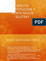 EFECTO SUSTITUCION Y RENTA SEGÚN SLUTSKY.pptx