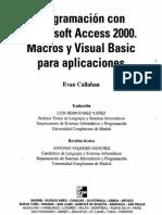 Programación Con Microsoft Access 2000 (Evan Callahan)_[Libro_esp_scan-PDF]