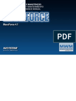 Manual de Operação - MWM Maxxforce